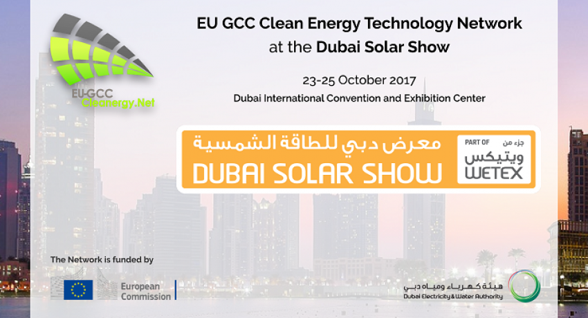 HOLISTIC in the Dubai Solar Show