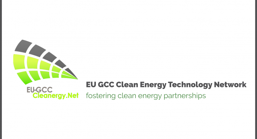 EU-GCC Clean Energy Technology Network