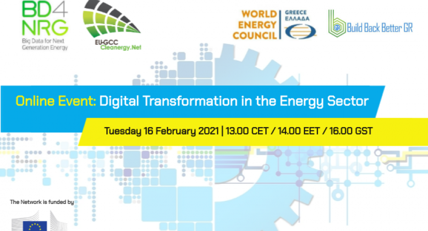 Digital Transformation in the Energy Sector